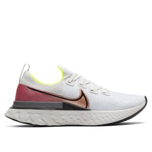 Nike React Infinity Run Flyknit M Белые