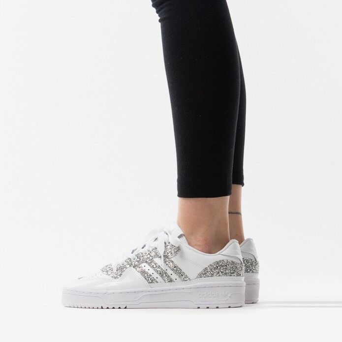 """adidas Originals Rivalry Low W """"Chic Sparkle"""" Pack FV4329"""