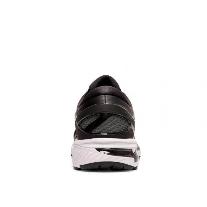 Оригинальные кроссовки Asics Gel-Kayano 26 M Черно-Белые