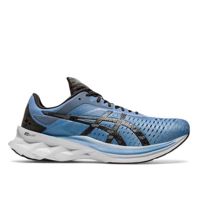 Оригинальные кроссовки Asics Novablast M Сине-Черные