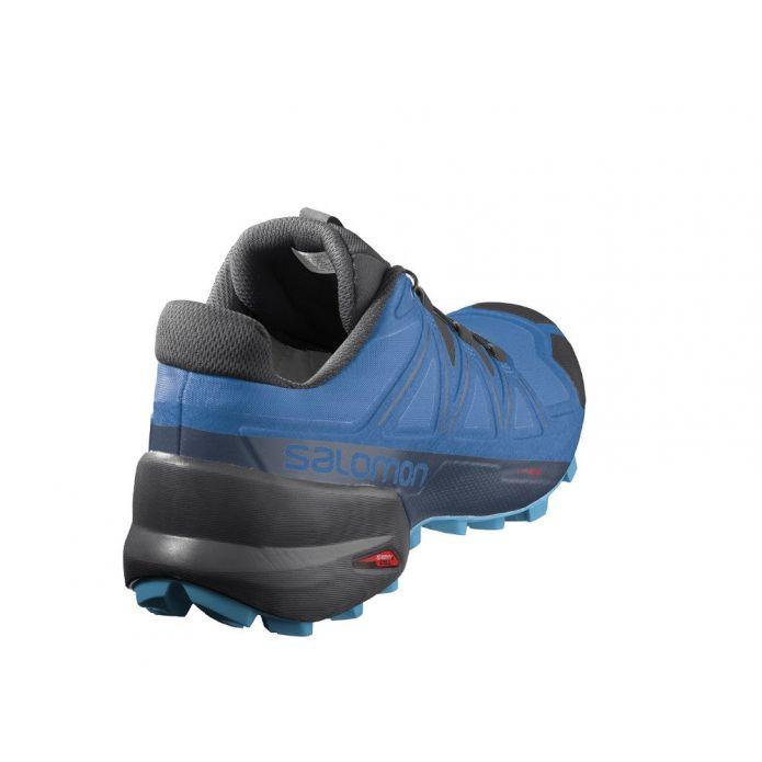 Оригинальные кроссовки Salomon Speedcross 5 M Navy-Черные