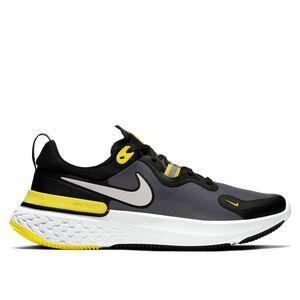 Nike React Miler M Черно-Желтые