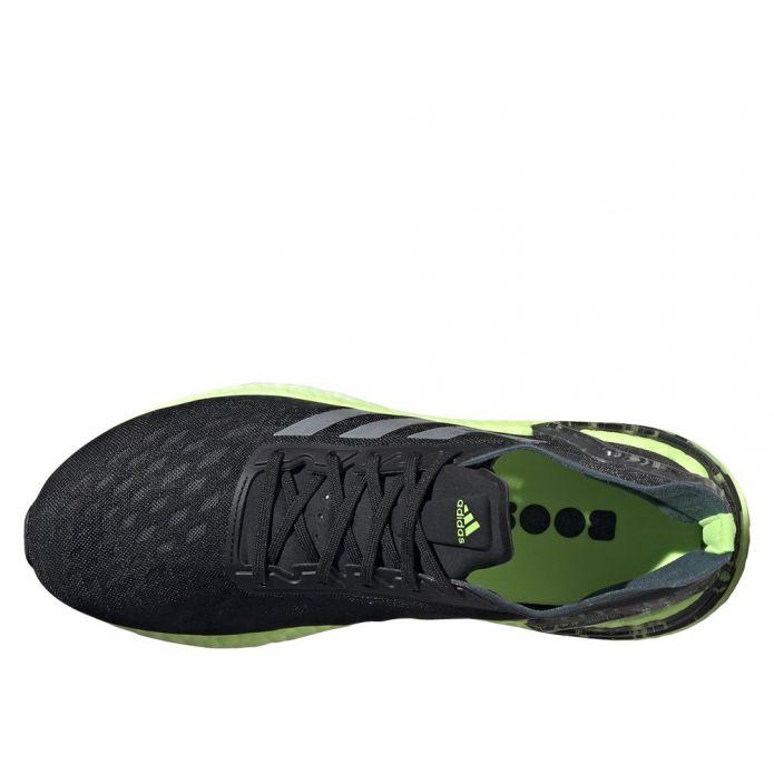 Оригинальные кроссовки adidas Ultraboost PB M Черно-Зеленые