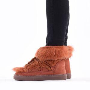 Inuikii Sneaker Toskana 70202-56 AMBER BROWN