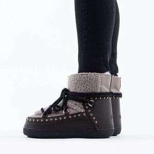 Женские Inuikii Sneaker Curly Rock 70101-76 TAUPE