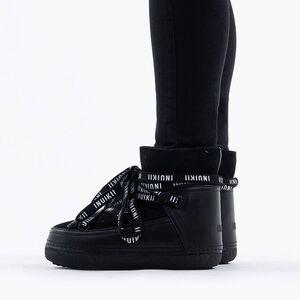 Inuikii Sneaker Classic Laces 70108-7 BLACK
