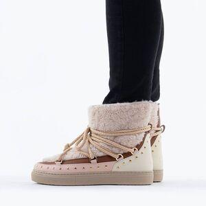 Inuikii Sneaker Curly Rock 70102-76 SAND