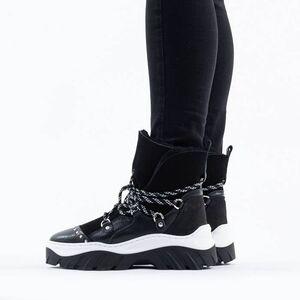 Inuikii Sneaker Trekking 70202-117 BLACK