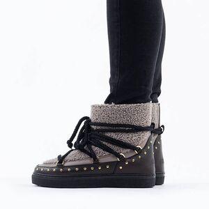 Inuikii Sneaker Curly Rock 70102-76 TAUPE