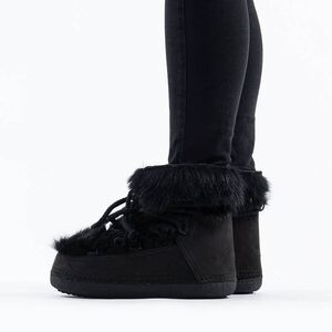 Inuikii Sneaker Toskana 70101-81 BLACK