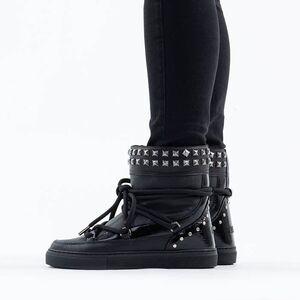 Inuikii Sneaker Rock Studs 70202-96 BLACK