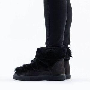 Inuikii Sneaker Toskana 70202-56 BLACK