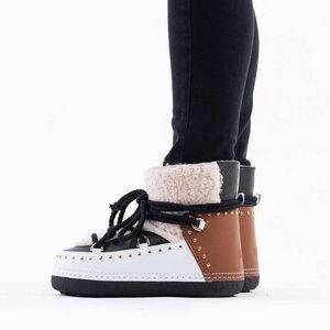 Inuikii Sneaker Curly Rock 70101-76 CREAM