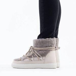 Inuikii Sneaker Curly 70202-16 TAUPE