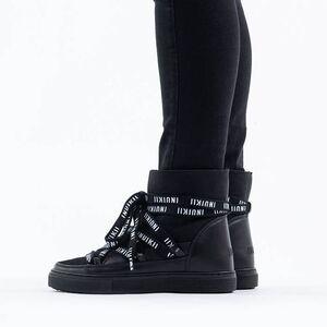 Inuikii Sneaker Classic Laces 70208-5 BLACK