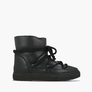 Inuikii Sneaker Full Leather 50202-89 BLACK