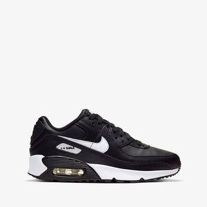 Кроссовки Nike Air Max 90 Leather Gs CD6864 010