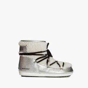 Женские Moon Boot DK Side Low Saffiano 24300900 001