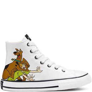 Converse X Scooby-Doo Chuck Taylor All Star High Kids 669077C