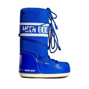 Moon Boot JR Nylon Electric Blue