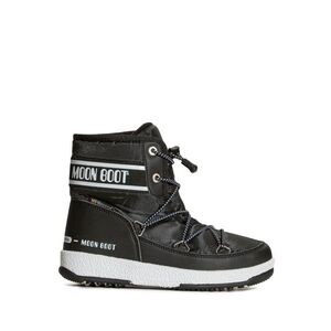 Moon Boot JR BOY MID WP 2 BLACK