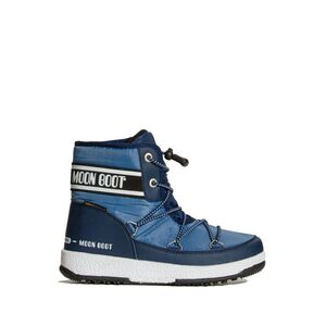 Moon Boot JR BOY MID WP 2 BLUE
