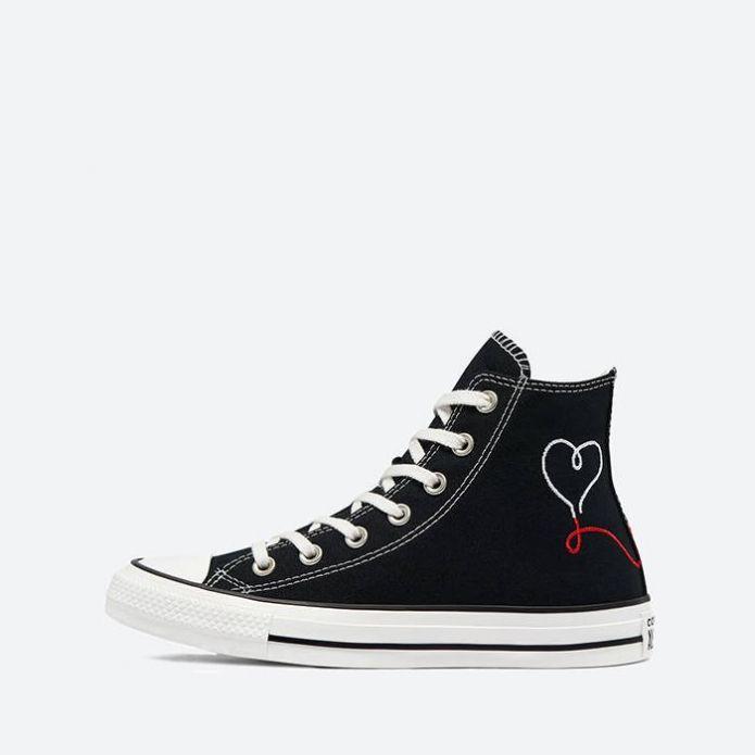 Кроссовки Converse Chuck Taylor All Star Hi Vintage 'Valentine's Day' 171158C