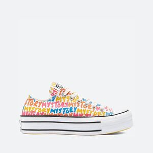 Кроссовки Converse Chuck Taylor All Star Double Stack Lift OX 'My Story' 570322C