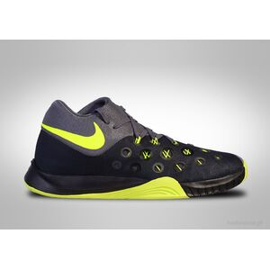 NIKE ZOOM HYPERQUICKNESS 2015 BLACK SONIC YELLOW