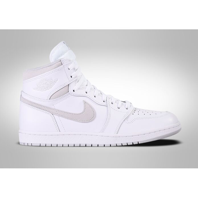 Баскетбольные кроссовки NIKE AIR JORDAN 1 RETRO HIGH 85 NEUTRAL GREY