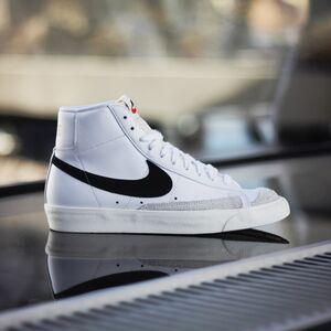 Кроссовки Nike Blazer Mid 77 Vintage (BQ6806-100)