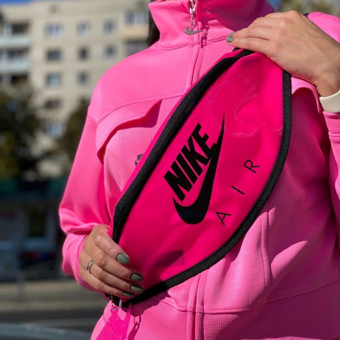 Сумка на пояс Nike Heritage Hip Pack (CW9259-607)