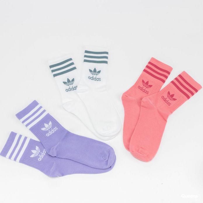 Носки Adidas Mid Cut Crew Socks (GN3080)
