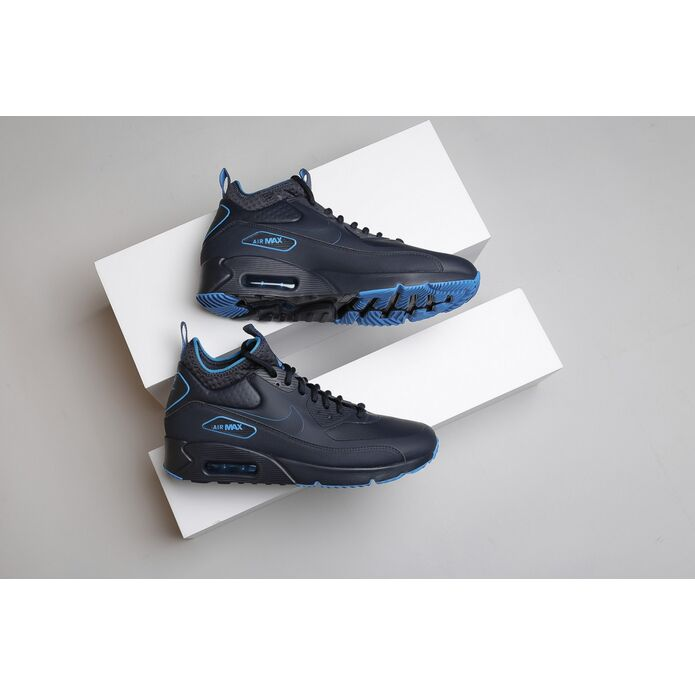Nike Air Max 90 Ultra Mid Winter SE Photo Blue