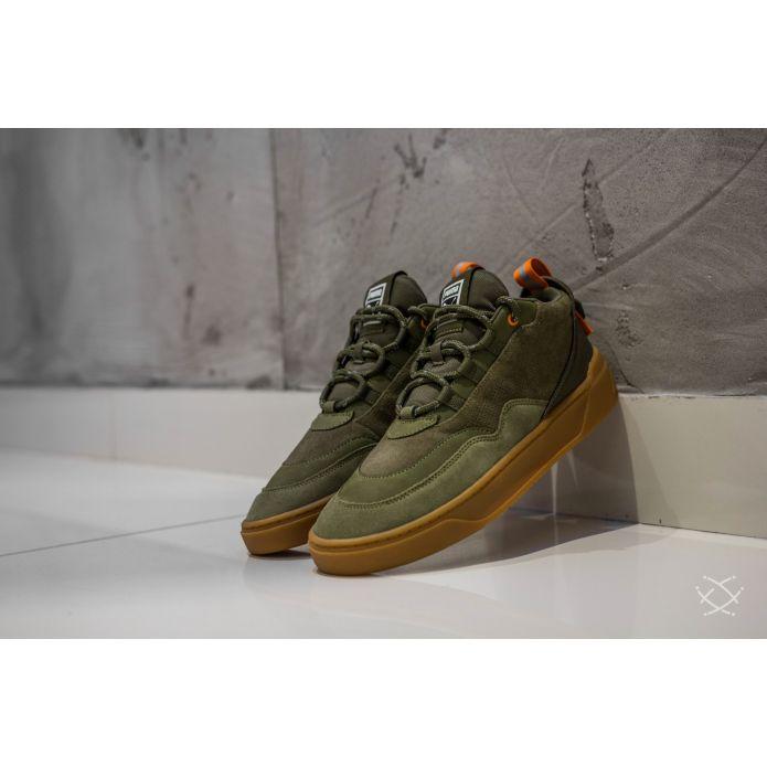 Puma Cali Zero Demi Army Green (372453-01)