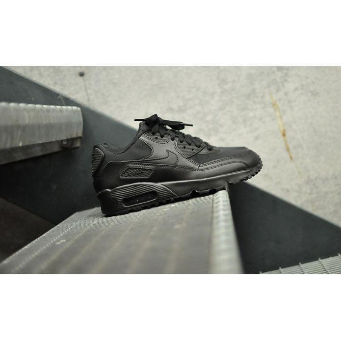 Кроссовки Nike Air Max 90 Mesh (GS) (833418-001)