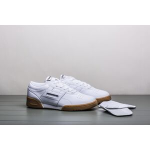 Кеды Reebok Workout Lo Clean Beams (BD5811)
