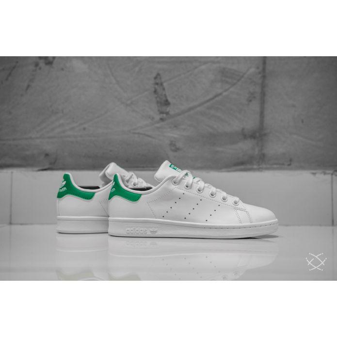Кеды Adidas Stan Smith J (M20605)