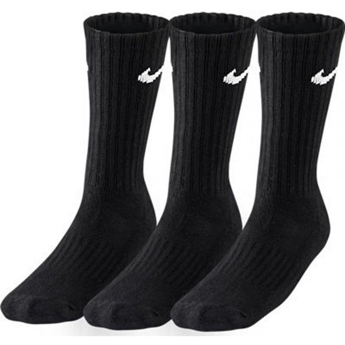 Носки Nike 3 Ppk Value Cotton Crew (SX4508-001)