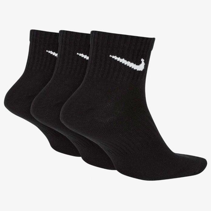 Носки Nike Everyday Lightweight Ankle (3 пары) (SX7677-010)