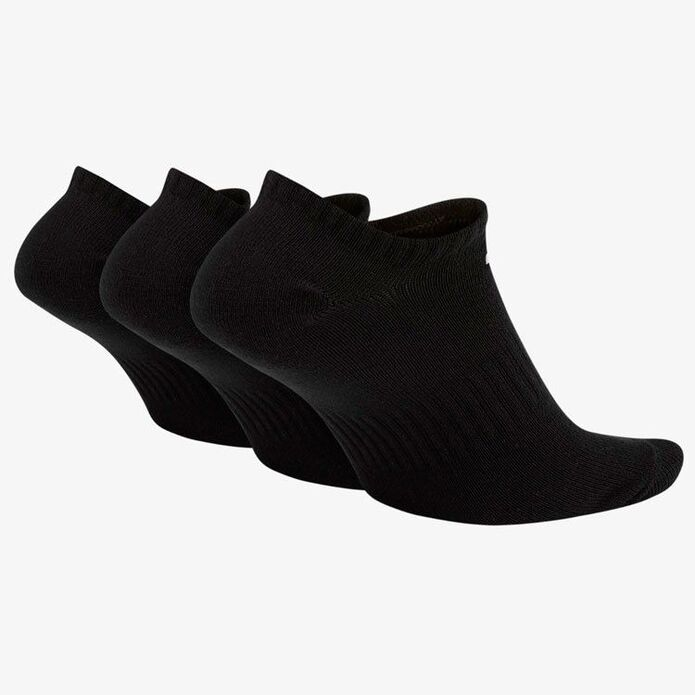Носки Nike Everyday Cotton Lightweight No Show (3 пары) (SX7678-010)