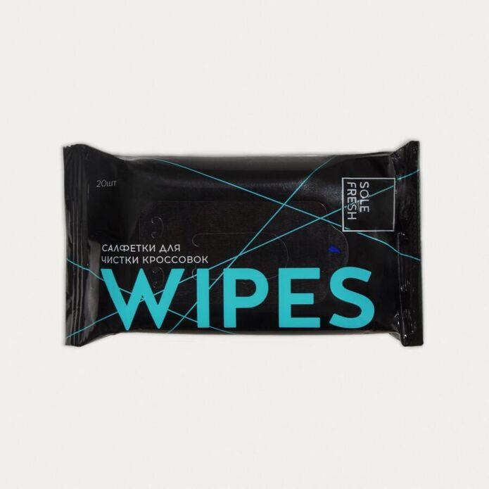 Салфетки для чистки кроссовок SOLEFRESH WIPES (W-WIPES-001)