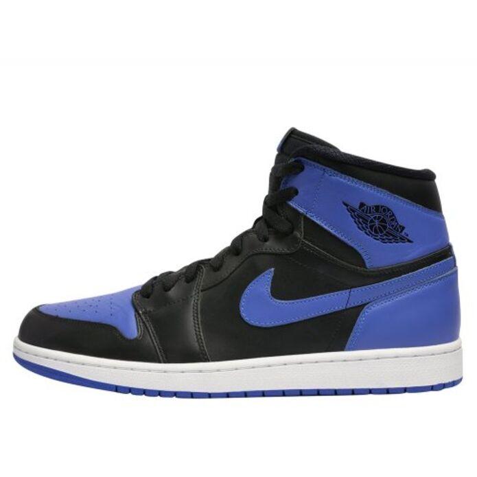 Баскетбольные кроссовки Air Jordan 1 Retro High OG Royal