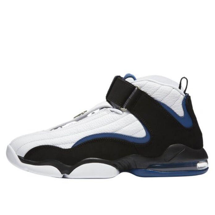 """Баскетбольные кроссовки Nike Air Penny IV """"Orlando"""" (864018-100)"""
