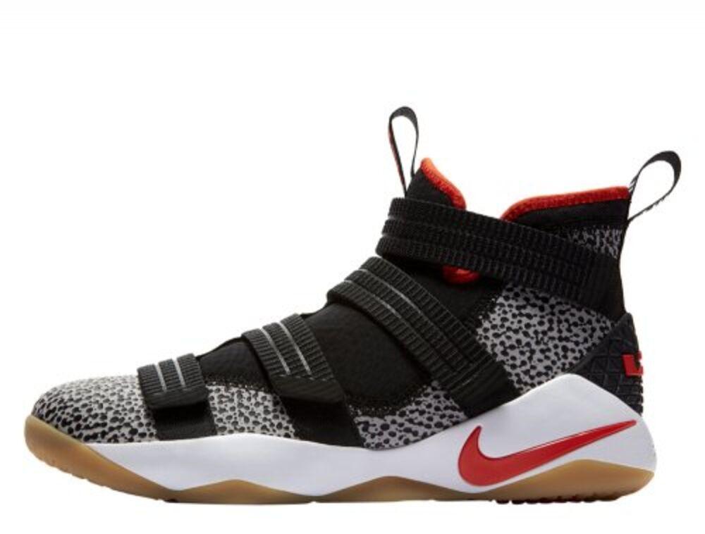 081e5c3e Купить баскетбольные кроссовки Nike LeBron Soldier 11 SFG