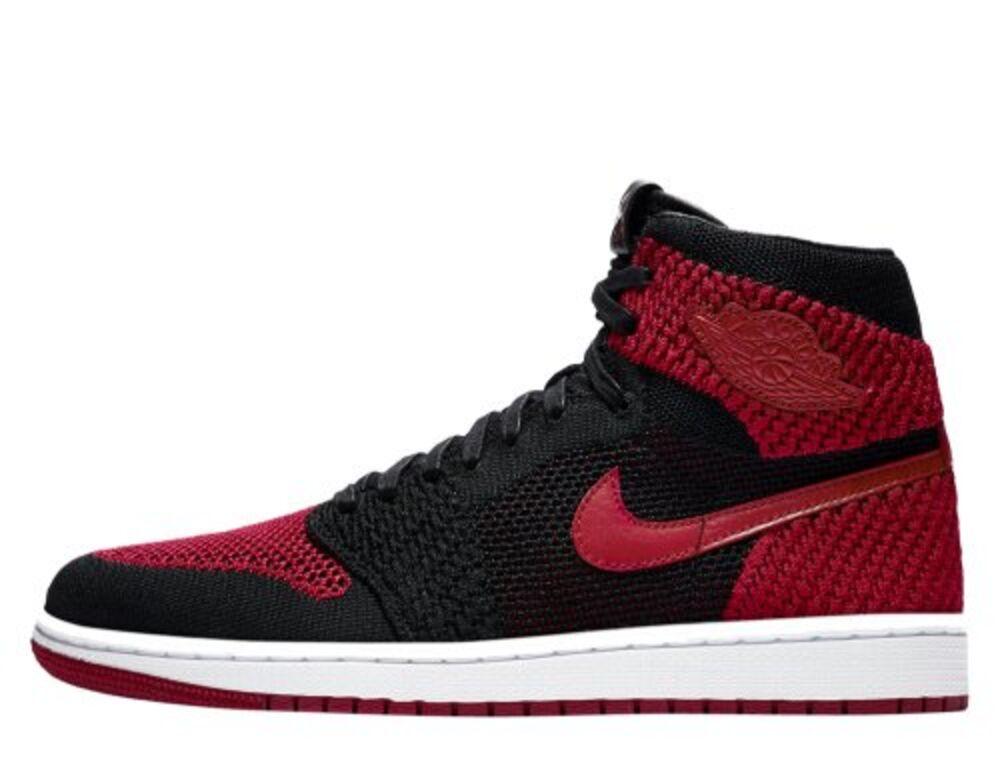 430b3681e170c5 Баскетбольные кроссовки Air Jordan 1 Retro High Flyknit