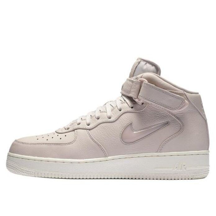 "Баскетбольные кроссовки NikeLab Air Force 1 Mid Jewel ""Silt Red"""