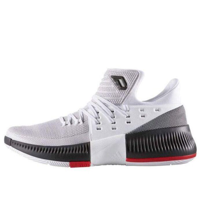 """Баскетбольные кроссовки adidas D Lillard 3 """"Rip City"""""""