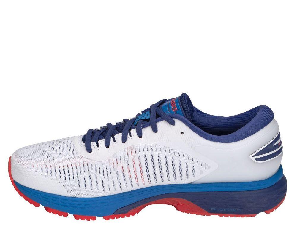 19f21c21db198b Купить кроссовки для бега Asics GEL-Kayano 25 M Белые в Минске ...