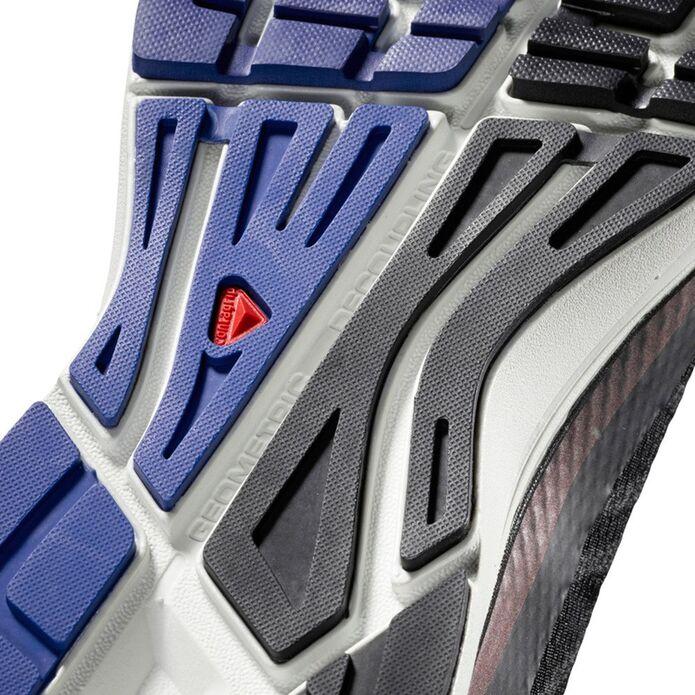 Оригинальные кроссовки Salomon Sonic RA Nocturne M Черные